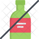 No Alcohol Bandit Icon