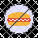 No Appetite Icon