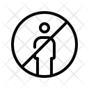 License Copyright Restriction Icon