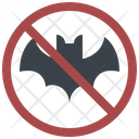 NO Bat Icon