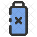 Essential Battery Poower Icon