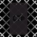 No Battery Call Icon
