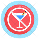 No Drinking No Water Fasting Icon