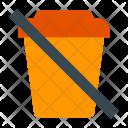 No beverages Icon