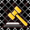 No Bidding Law Financial Justice Icon
