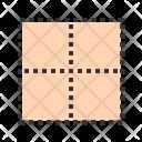 No Border Icon