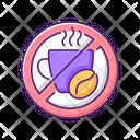 No Caffeine Insomnia Icon