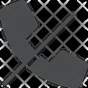 No Call Icon