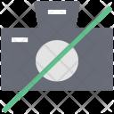 No Camera Restrict Icon