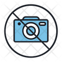 No Camera No Photo No Camera Allowed Icon