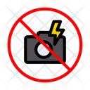 Photography Camera Stop Icon