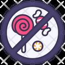 No Candy Icon