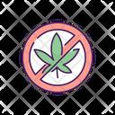 Cannabis Drug Ganja Icon