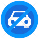 No Car Icon