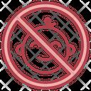 No Children Children Pram Icon