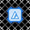 No Chlorine Icon