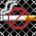 Cigarette Addiction Smoke Icon