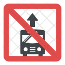 No City Bus Icon