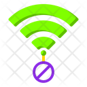 No Connection No Wifi No Connectivity Icon