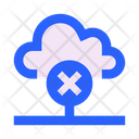 Cloud Wire Connection Icon