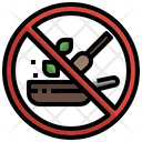 No Cooking No Cook Cooking Icon