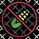 No Corns Corn No High Fructose Icon