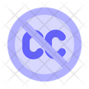No-creative-commons Icon