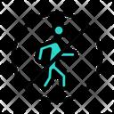 No Crosswalk Crosswalk Not Allowed Crosswalk Icon