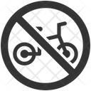 Cycle Vehicle Restriction Icon