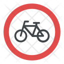 No Cycles Icon