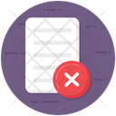 No Data Icon
