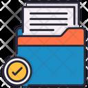 Data Document Missing Icon
