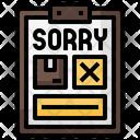No Delivery Icon
