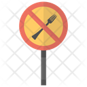 No Dining Icon