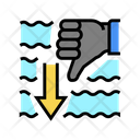 Immersion Diver Gesture Icon