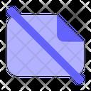 No Document No Page No File Icon