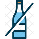 No Drink No Alcohol Prohibited Icon