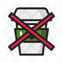 No Drink Icon