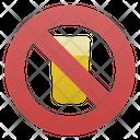 No Drink Ramadan Islam Icon