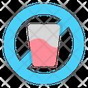 No Drink Fasting Eid Al Fitr Icon
