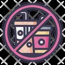 No Drink Ramadan Fasting Icon