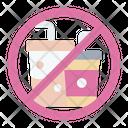 No Drink Icon