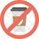 No Drinks Allowed Icon