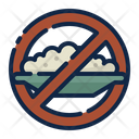 No Eat Icon