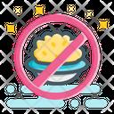 No Eat Fasting Ramadan Icon