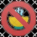 No Eat No Food Ramadan Icon