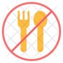 No eating Icon