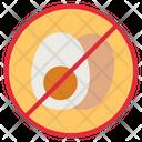 No Egg Icon