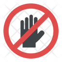 No Entry Sign Icon
