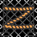No Entry Zone Icon